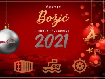 Agent plus čestitka za 2021 HR